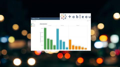 Learn Tableau & Ace the Tableau Desktop Specialist Exam-2021