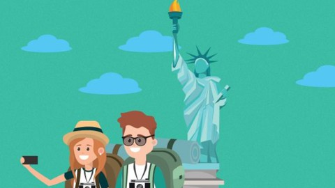21 Day English Guide for Tourists Visiting America