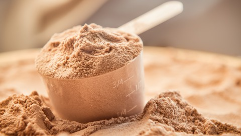 Complete protein supplement guide.Certification course.