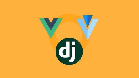 Vue.js - Django 연동 웹 프로그래밍 (실전편)