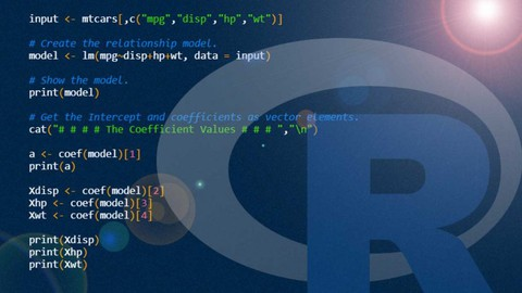R Crash Course - Learn R-programming in 2 hours: R & RStudio