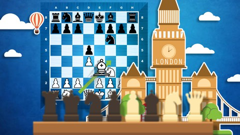 The London System Chess Opening with FIDE CM Kingscrusher