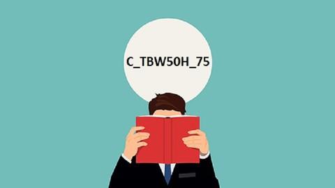 Preparation C_TBW50H_75 SAP CERTIFICATION
