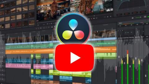 Criação de Videos para o YouTube com o Davinci Resolve