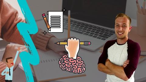 Schreiben Lernen Bootcamp | Texte schreiben leicht gemacht