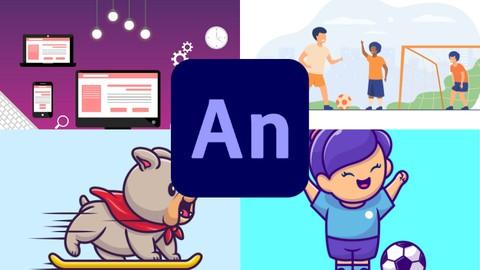 Adobe Animate cc  : The Beginner's Guide to Adobe Animate