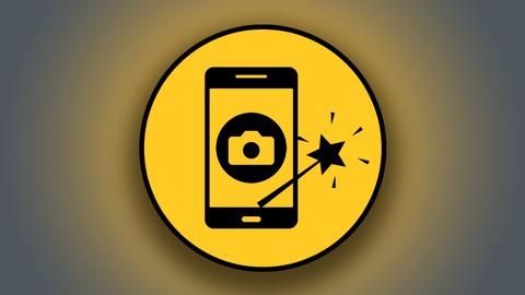 Aprende a editar fotografías desde tu dispositivo móvil
