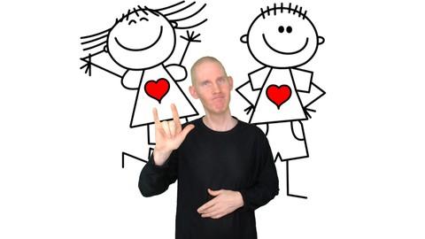 ASL Level 1 | Parent/Child Phrases | American Sign Language