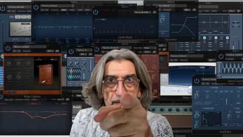 Logic Pro X - Tutti gli Audio FX