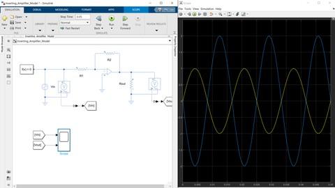 MATLAB/Simulink for Analog and Digital Electronics