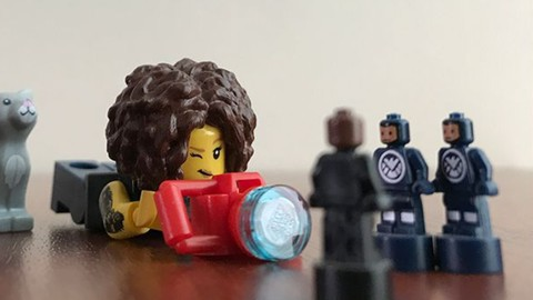 Toy Photographer 2.0 (Lego Toy Photography Tips Guide)