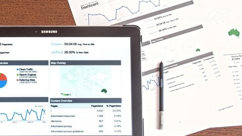 Google Analytics Reporting with Google Data Studio