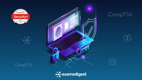 NEW 2021 CompTIA Security+ (SY0-601) Practice Exam Questions