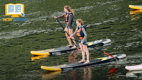 Stand Up Paddle Board Racing for Beginners