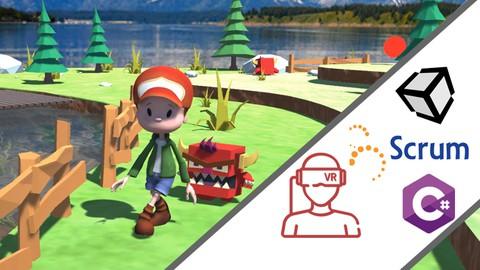 Formation Développeur UNITY (Jeux vidéo - VR - C#) & SCRUM