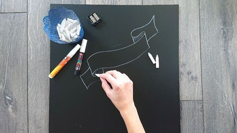 How to Make Chalkboard Signs