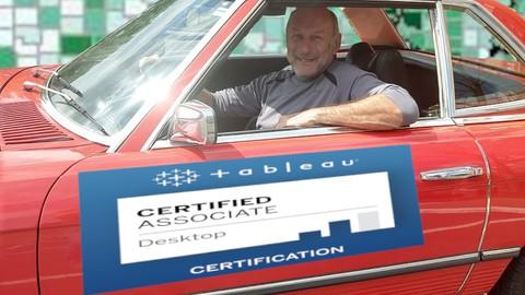 Tableau Desktop Certified Associate Practice Tests 2021