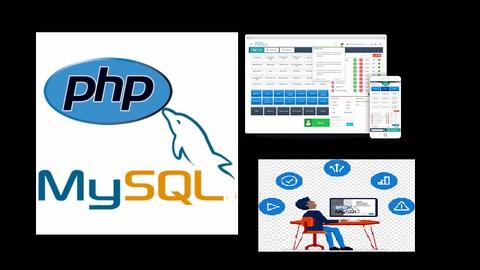 PHP MySQL Responsive Restaurant Management System