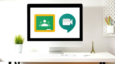 Teaching Online with Google Meet and Google Classroom