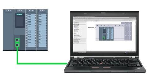 SPS programmieren - Siemens TIA Portal + Step7 Classic