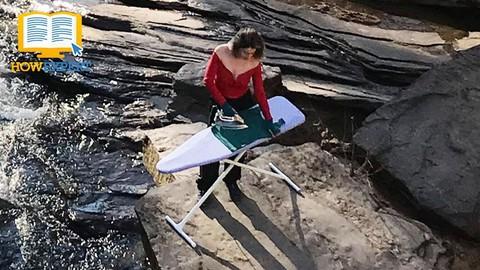 Extreme Ironing 101