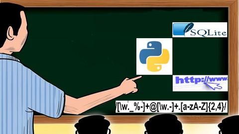 Complete python bootcamp: Data Structures,SQL,NumPy,OOP,web