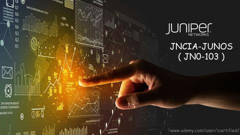 JN0-103 Juniper Networks Certified Associate (JNCIA-Junos)