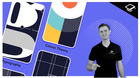 UI Design Bootcamp. Master Typography, Colour & Grids