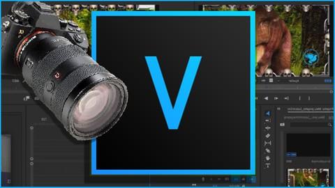 Vegas PRO 17 - Aprenda a editar VÍDEOS profissionais.