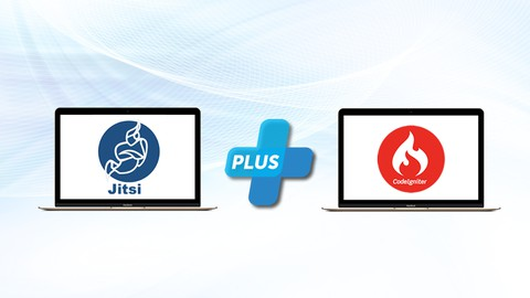 Jitsi Meet API - Integrate with PHP CodeIgniter Quickly 2021