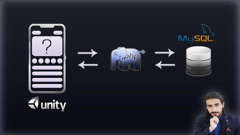 Unity Veritabanlı Bilgi Yarışması Oyunu PHP-MYSQL (Mobil)