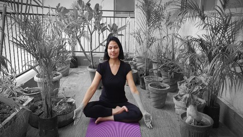 Yoga for a Zen mind, the subtle practices for a calm mind