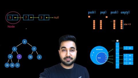 Data Structures & Algorithms Cracking Coding Interviews 2021