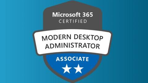 Microsoft MD-100 & MD-101 - Modern Desktops Exam Tests