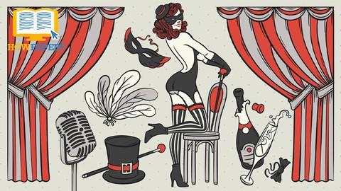 Burlesque Dancer 101