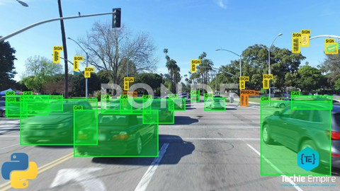 Object Detection Web App with TensorFlow, OpenCV and Flask