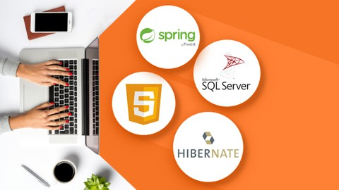 Full Stack Development with Java, MS SQL, Spring, Hibernate