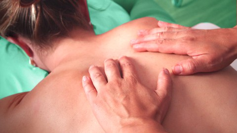 Curso integral de masaje deportivo
