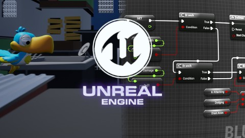 Make a game with Procedural Backgrounds in UE4