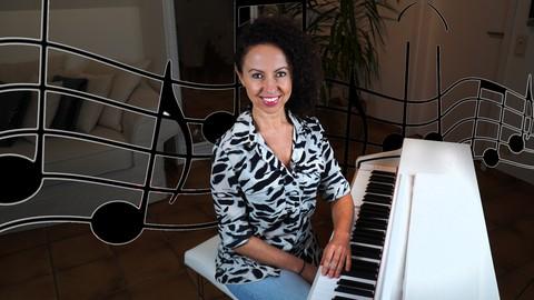 Der komplette Klavier- & Musiktheorie Anfängerkurs