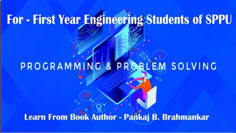 PPS - Programming & Problem Solving - (SPPU-FE)