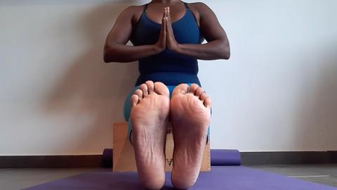 Yoga-thérapie pour les pieds