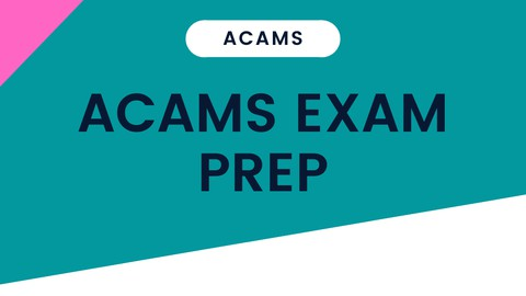 ACAMS Chapter 1 Exam Questions