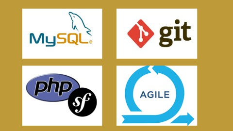Apprenez PHP Symfony, Kendoui,Twig, ORM MySQL et Git/Agile,