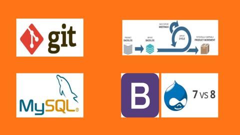 Apprenez Drupal7/Drupal8, Solr/Varnish/Memcache, Git/Agilité