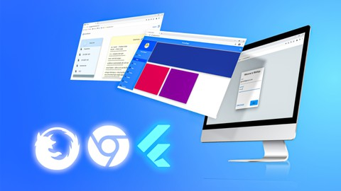 Flutter web: aplicaciones web responsivas y firebase cloud