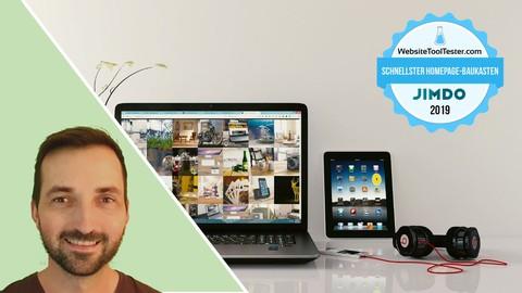 Jimdo Creator Webdesign - Erstelle deine Website von A - Z