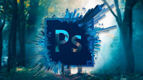 Photoshop CC Eğitim Seti 2020 (Detaylı ve Uygulamalı)