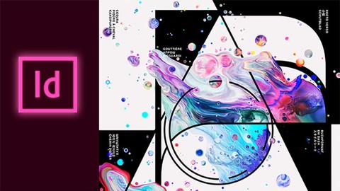 InDesign 跨界數位出版 – 平面排版設計
