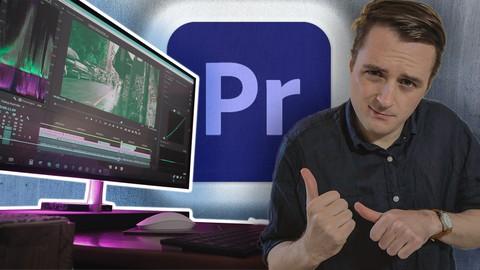 Adobe Premiere Pro CC 2020 - The Essentials of Video Editing